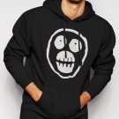 Mighty Boosh Skull Men Black Hoodie
