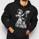Oliver Sykes British Bring Me The Horizon Men Black Hoodie