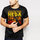 New Hot HEDA LEKSA KOM TRIKRU Black T-Shirt for Men