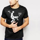 New Hot ME AND YOUR MUM FUNNY OFFENSIVE JOKE Black T-Shirt for Men