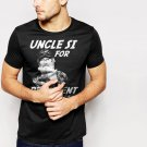 New Hot Uncle Si For President Hey Jack Duck Dynasty Black T-Shirt for Men