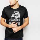 New Hot Whiskey Tango Foxtrot Black T-Shirt for Men
