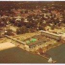Biloxi Mississippi Postcard Buena Vista Motel and Hotel