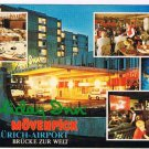 Zurich Airport Switzerland Postcard Holiday Inn Hotel Movenpick