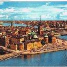Stockholm Sweden Postcard Riddarholmen