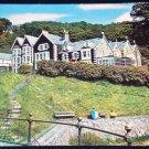 Inversaid Hotel Loch Lomond  Valentine's Postcard(1953)