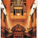 Quebec Laminated Postcard RPPC Notre Dame Basilica Sacred Heart Chapel Interior