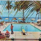 St George's Grenada Postcard Holiday Inn Grand Anse Beach Advertising