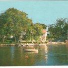 Bobcaygeon Ontario Buckeye Center Resort Postcard