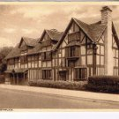 Vintage RPPC Postcard Shakespeare's Birthplace Photochrom