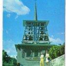 Quebec Laminated Postcard RPPC St Joseph's Oratory Carillon