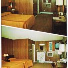 Brunswick Maine Postcard Interstate Oasis Motel US Route 1 I-95