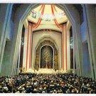 Quebec Laminated Postcard RPPC St Joseph's Oratory Basilica