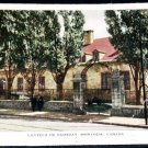 Chateau De Remazay Montreal Folkard Folding Postcard