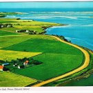 Prince Edward Island Postcard River Road Garden Of The Gulf