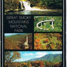 Tennessee Postcard Great Smoky Mountains National Park Multi View