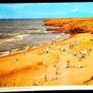 Summer Beach Prince Edward Island Postcard