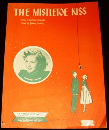 The Mistletoe Kiss Sheet Music