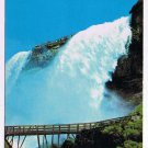 New York Postcard Bridal Veil Falls & Cave of the Winds