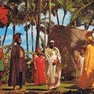 RPPC Old Hawaii Days Pageantry Aloha Week Postcard