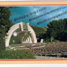 California Postcard Famous Hollywood Bowl Symphonies Under The Stars
