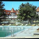 Algonquin Hotel St Andrews New Brunswick Postcard