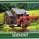 Guildhall Vermont Postcard Old Grist Mill Connecticut River Valley