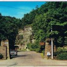 New York Postcard Watkins Glen State Park Main Entrance