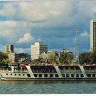 Winnipeg Manitoba Postcard MS River Rouge Tour Red River Advertising