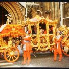 London Lord Mayor's Coach Postcard