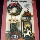 Christmas Holiday Delights Crafts by Joyce Grothen (1995)