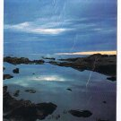 Quebec Laminated Postcard RPPC Matane Reflections At Metis