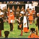 Tower of London Field Marshall Richard Hull Postcard