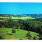 Prince Edward Island Laminated Postcard RPPC West River From Strathgarney Park