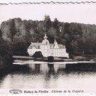 Belgium Postcard Habay la Vielle Chateau de la Trapperie Scalloped Edge