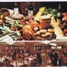 Orlando Florida Postcard Sheraton Hotels Multi View 3 1/2 x 8 Oversize