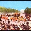 Coronation Procession Queen Elizabeth Postcard