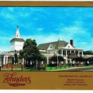 Frankenmuth Michigan Postcard Zehnders World Famous Chicken Dinners