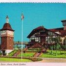 Florida Postcard Tampa Old Swiss House Busch Gardens