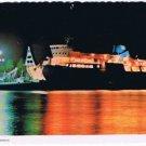 M S Chi-Cheemaun Postcard Tobermory Manitoulin Island Ontario Ojibway Big Canoe