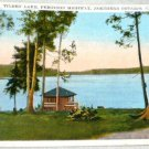 Tilden Lake Ferguson Highway Northern Ontario Postcard
