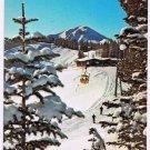 Utah Postcard Skiing Summit House America's Longest Gondola Tramway