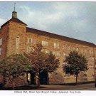 Nova Scotia Laminated Postcard Antigonish Gilmora Hall Mount St Bernard College