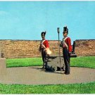 Toronto Ontario Postcard Firing the Canon at Old Fort York