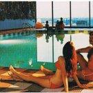 Edmonton Alberta Postcard Hotel MacDonald Swimming Spa Saskatchewan River Valley