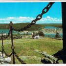 Newfoundland Postcard Placentia Castle Hill National Historic Park