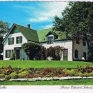 Prince Edward Island Laminated Postcard RPPC Cavendish Green Gables