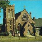 Galt Ontario Now Cambridge Postcard Trinity Anglican Church