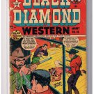 Fawcett Comic Book Black Diamond Western 26 Charles Biro