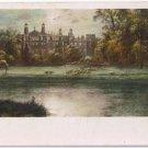 England Postcard Eton College Charles Worcester Bristol